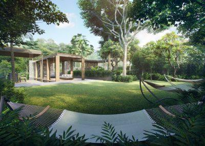 Stirling Residences Hammock Garden