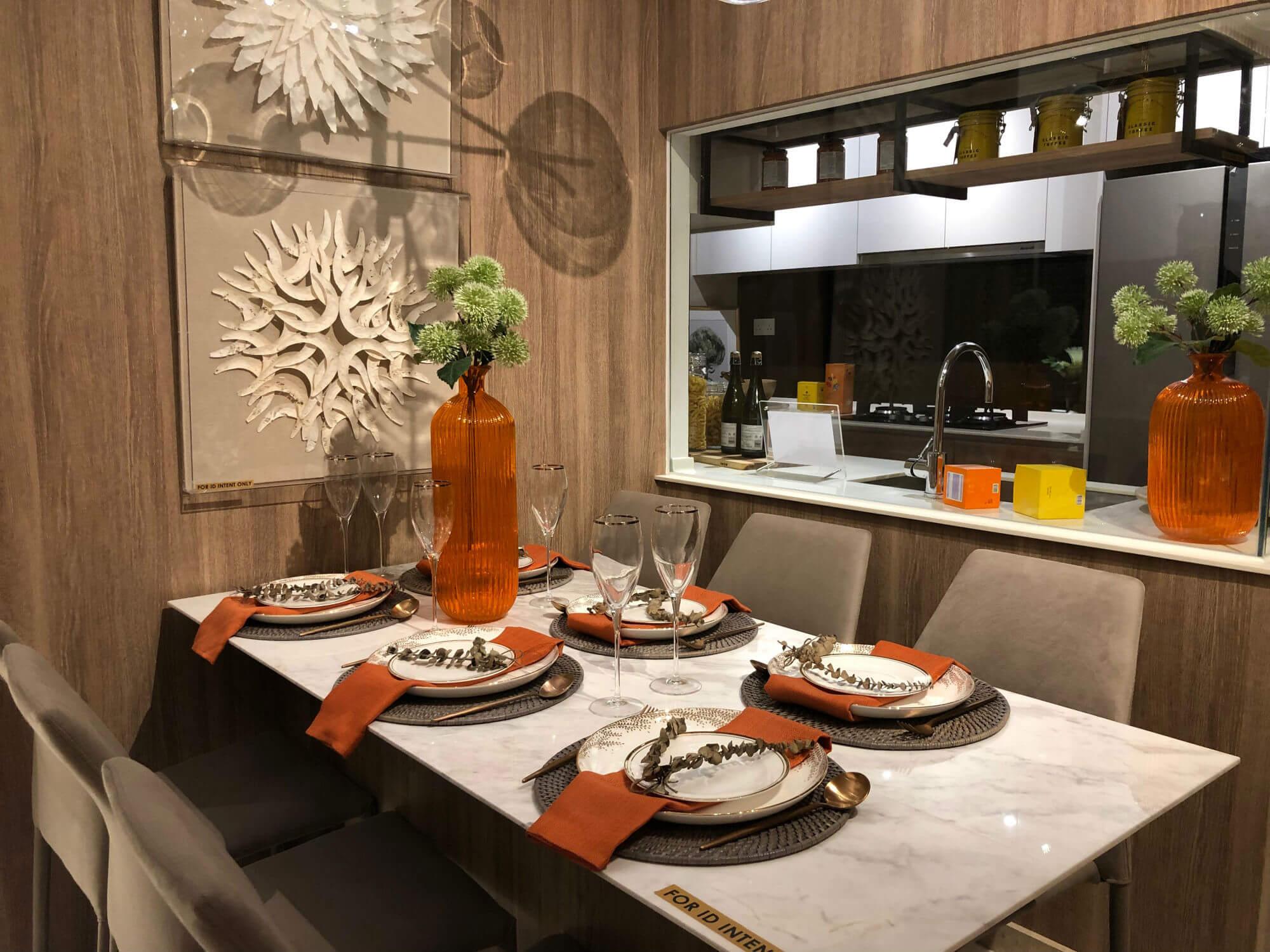 Stirling Residences Showflat 3BR Premium 3